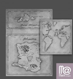 Illustration: Fantasy Map