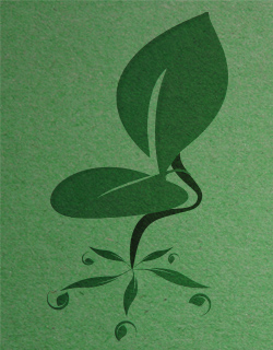 Logo: Green Office Chair