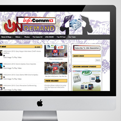 Website: InfoComm 2013