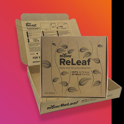 Packaging: ReLeaf