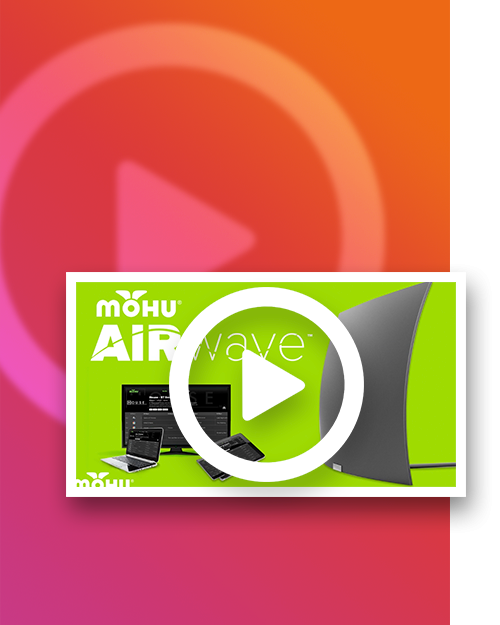 Video: Mohu AirWave CES Promotional Video